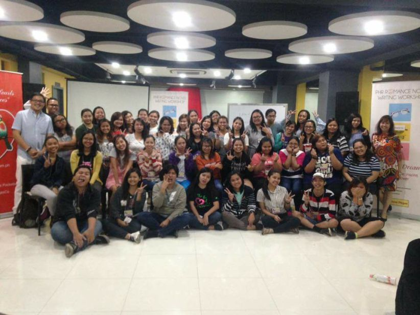 PHR Writing Workshop